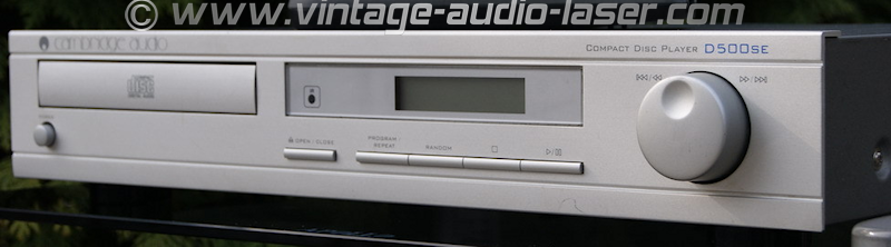 Cambridge Audio D500SE