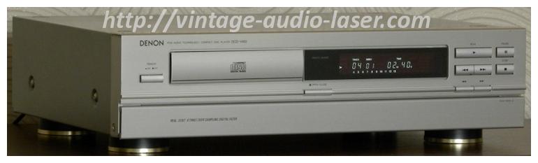 Denon DCD-1460 Vintage