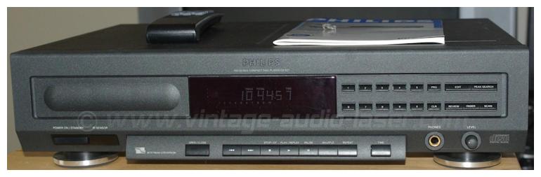 Philips CD921 Vintage