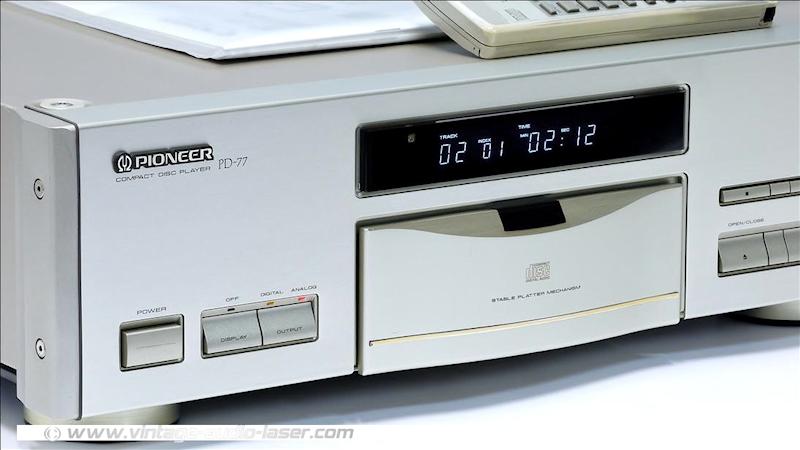 Pioneer vintage receiver - whorey