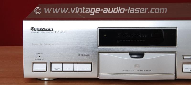 Pioneer PD-S702 Vintage