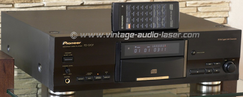 Pioneer PD-S707