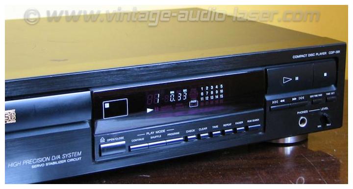 Sony CDP-491