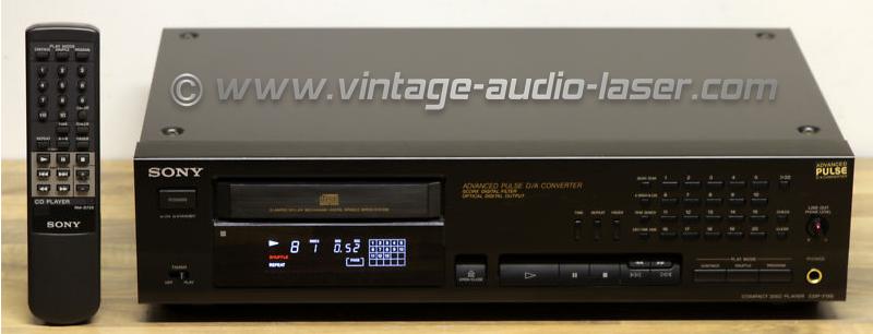 Sony CDP-715