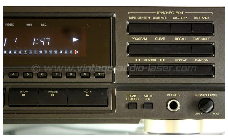 Sl >> Technics SL-PG420A