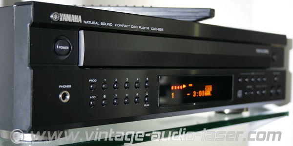 Yamaha Cdc